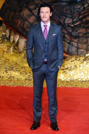 Luke Evans 'The Hobbit: The Desolation of Smaug' film premiere, Berlin, Germany - 09 Dec 2013