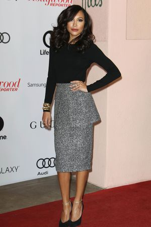 The Hollywood Reporter Women in Entertainment Breakfast, Los Angeles, America - 11 Dec 2013 Naya Rivera