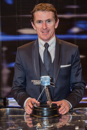 Third Placed BBC Sports Personality of the Year, AP MCCOY