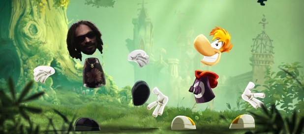 Snoop Lion in Rayman Legends