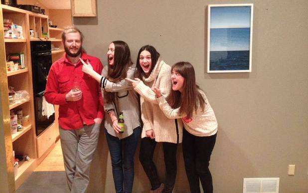 Justin Vernon records new album with The Staves