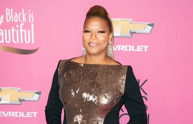 Queen Latifah at the BET Black Girls Rock event