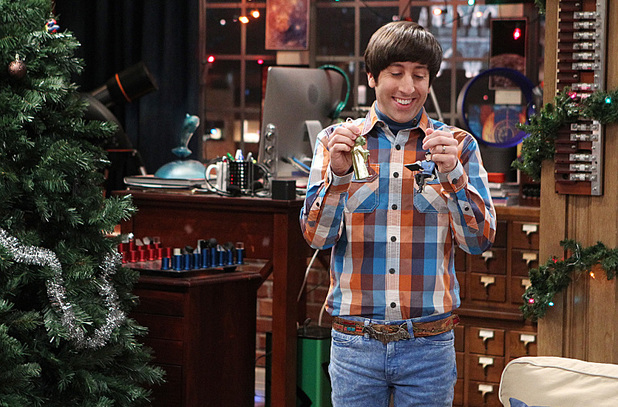 Simon Helberg in The Big Bang Theory: 'The Cooper Extraction'