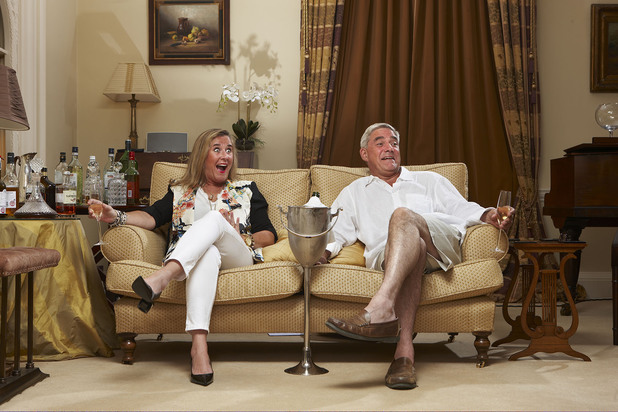 'Gogglebox' on Channel 4.