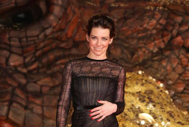 Evangeline Lilly, 'The Hobbit: The Desolation of Smaug' film premiere, Berlin, Germany - 09 Dec 2013