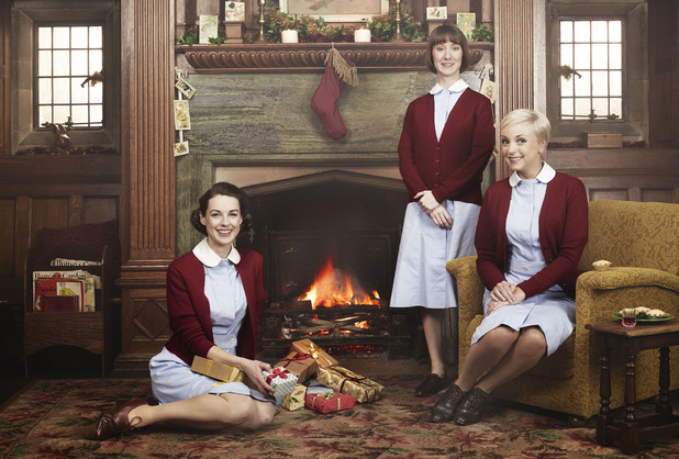 'Call the Midwife' Christmas special.