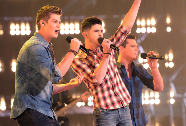 The X Factor USA Top 4: Restless Road