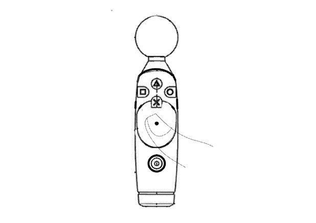 PlayStation 'Flat Joystick Controller'