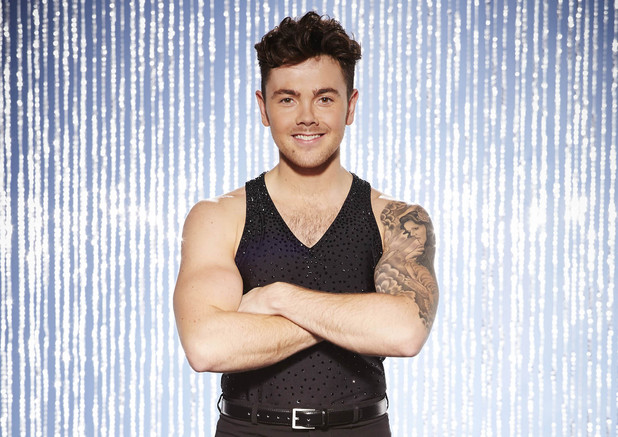 Dancing On Ice All-Stars: Ray Quinn