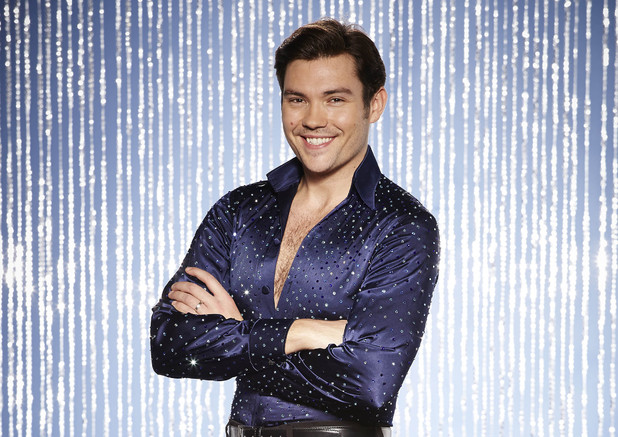 Dancing On Ice All-Stars: Sam Attwater