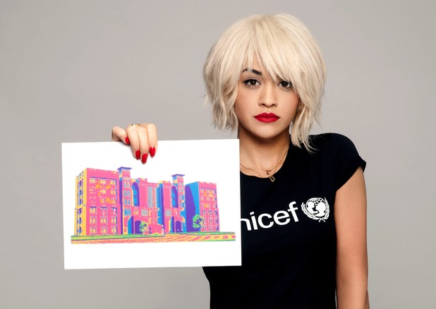 Rita Ora for UNICEF
