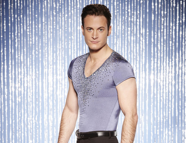 Dancing On Ice All-Stars: Gary Lucy