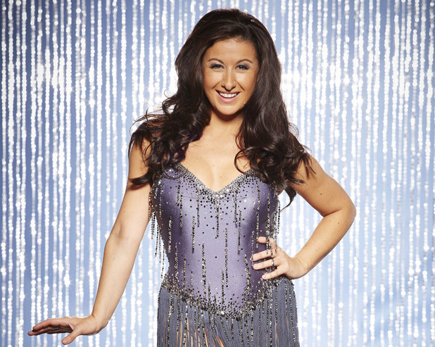 Dancing On Ice All-Stars: Hayley Tammadon