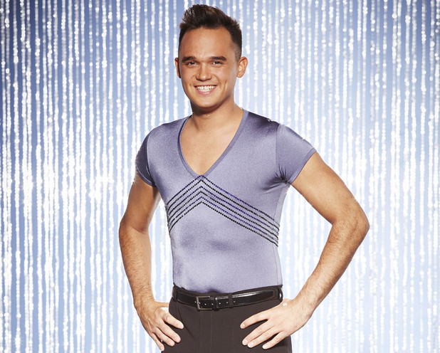 Dancing On Ice All-Stars: Gareth Gates
