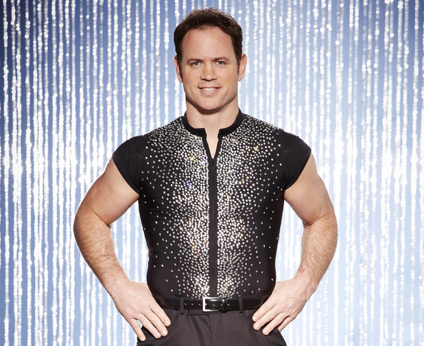 Dancing On Ice All-Stars: Kyran Bracken