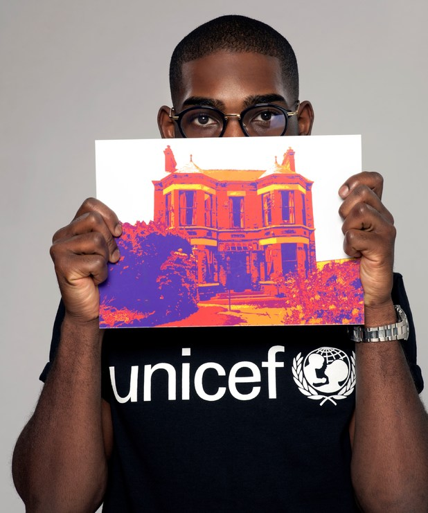 Tinie Tempah for UNICEF