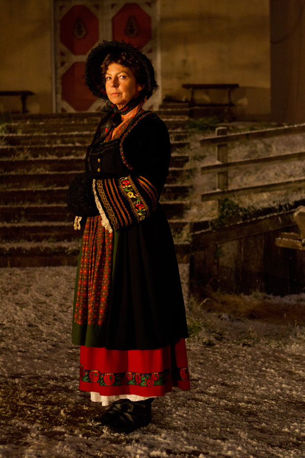 Tessa Peake-Jones as Marta