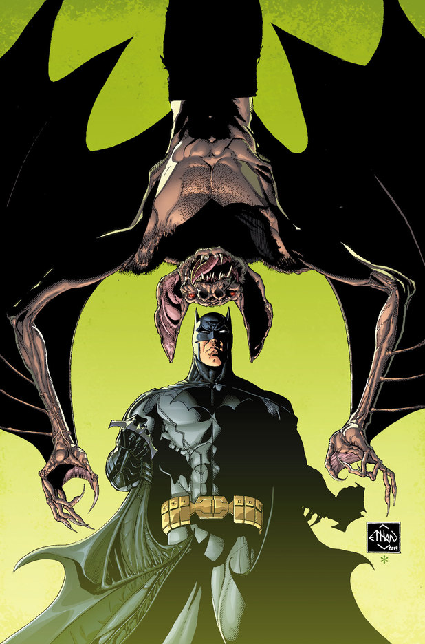 Batman: The Dark Knight #28