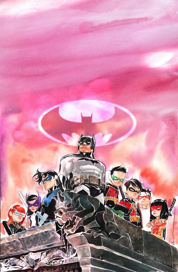 Li'l Gotham #12