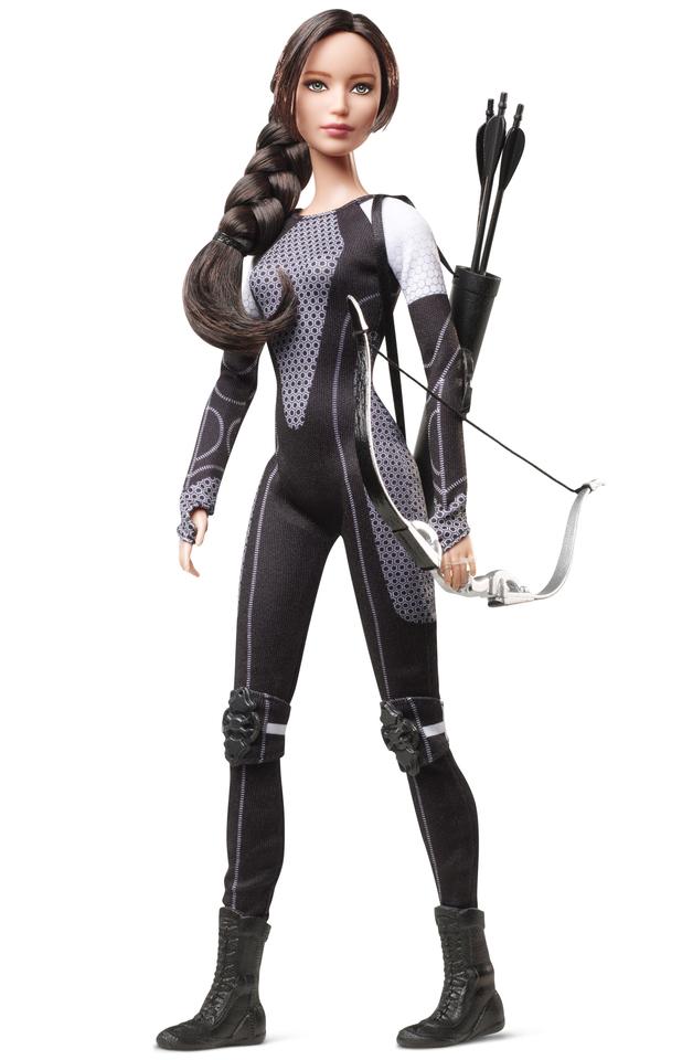Katniss Everdeen Barbie