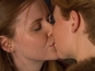 Hollyoaks pictures: Tilly, Chloe kiss
