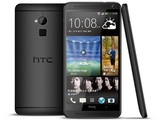 The HTC One Max in black
