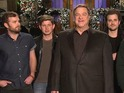 John Goodman and Kings of Leon will appear on this weekend's Saturday Night Live.