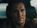 McConaughey plays the lead in Nolan's first film since The Dark Knight Rises.