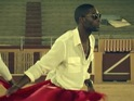 Tinie Tempah 'Lover Not A Fighter' music video still.