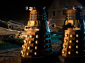 "The teaser sees the Time Lord visit the ""most dangerous place in the universe""."
