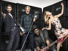 The Voice UK: Kylie, Ricky Wilson, Tom Jones, will.i.am in new picture