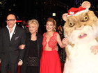 Harry Hill Movie premiere guests: From Sheridan Smith to a giant hamster