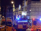 London's Apollo Theatre roof collapses, five people seriously injured