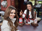 Cheryl Cole in Weatherfield for Coronation Street sketch - video