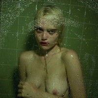 The cover for Sky Ferreira's 'Night Time, My Time'