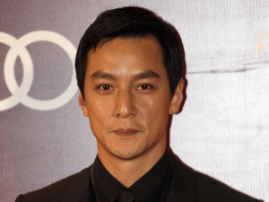 Daniel Wu at the Asian Film Awards at Hong Kong International Film Festival
