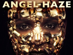 Angel Haze 'Dirty Gold' artwork