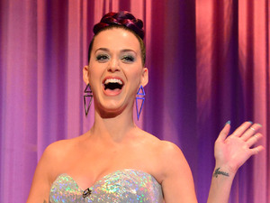 Katy Perry on Alan Carr Chatty Man
