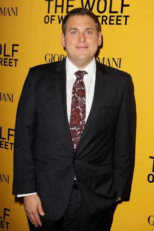 'The Wolf of Wall Street' film premiere, New York, America - 17 Dec 2013 Jonah Hill