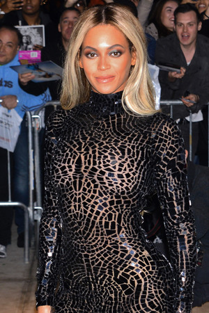 Beyonce wowed her fans, some of who won a Meet and Greet with her at a Release Party for her self titled Visual Album Beyonce