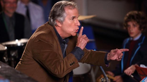 Henry Winkler stars in new CBBC show Hank Zipzer