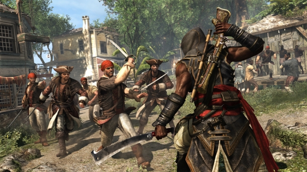 Assassin's Creed 4 'Freedom Cry' DLC