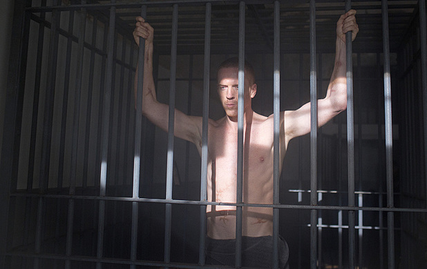 Damian Lewis as Nicholas Brody in Homeland: 'The Star'