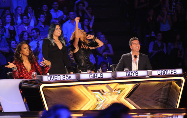 The X Factor USA judges