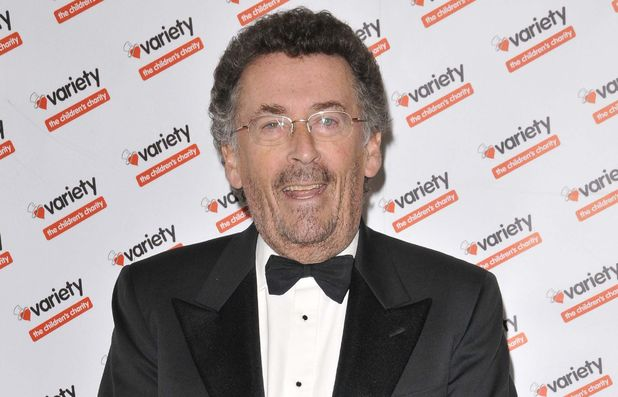 Robert Powell at the Variety Club Annual Dinner, Grosvenor House Hotel