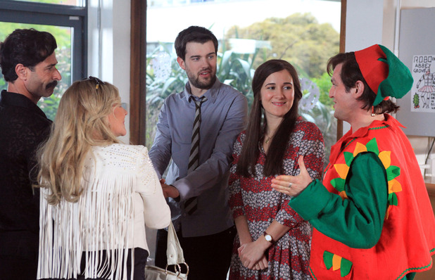 Bad Education Christmas Special 2013