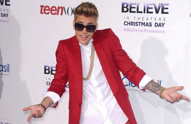 Justin Bieber's 'Believe' film premiere, Los Angeles, America - 18 Dec 2013 Justin Bieber 18 Dec 2013