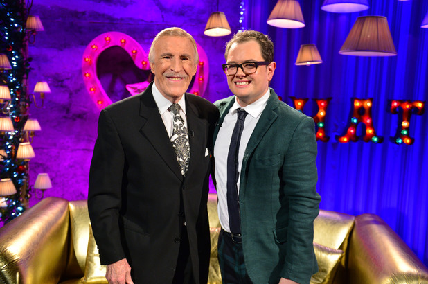 Bruce Forsyth on Alan Carr Chatty Man