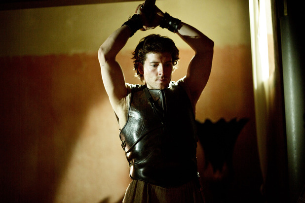 Jack Donnelly as Jason in Atlantis: 'Touched By The Gods - Part 1'