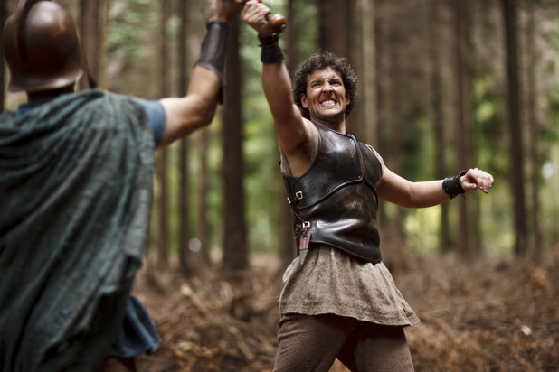 Jack Donnelly as Jason in Atlantis: 'Touched By The Gods - Part 2'